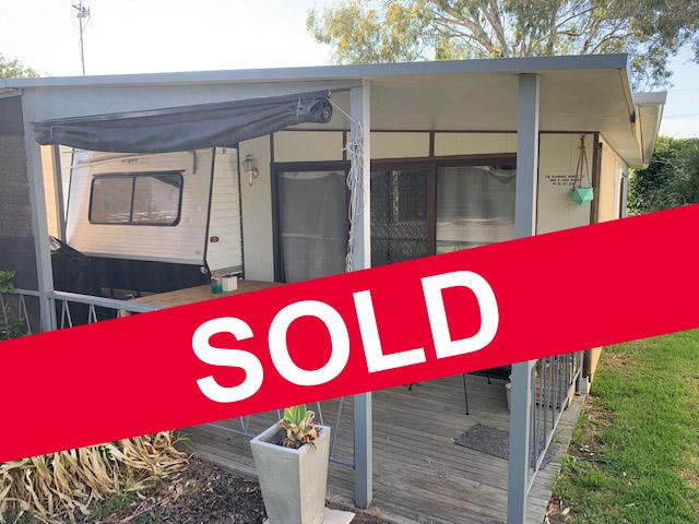 Permanent Van Large van and annexe Sold