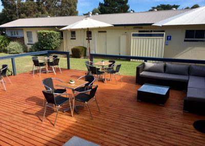 bbq area victor harbor holiday park
