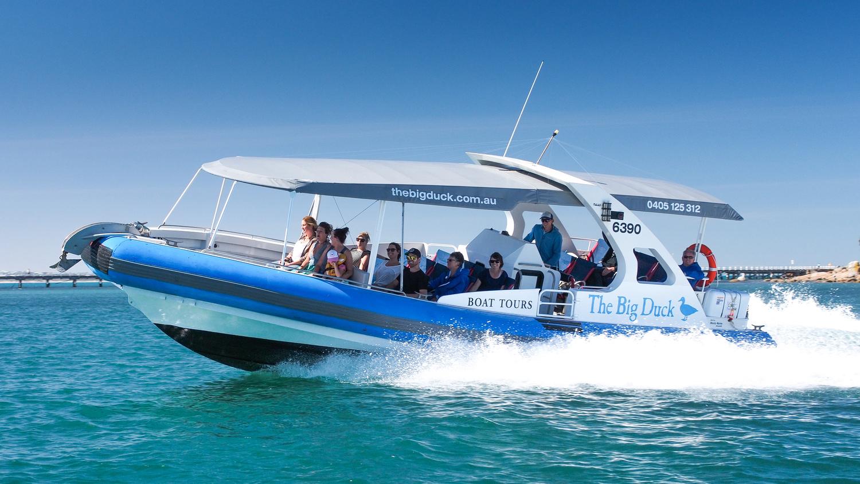 Boat San Diego Tour