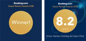 Booking.com - Winner! 8.2