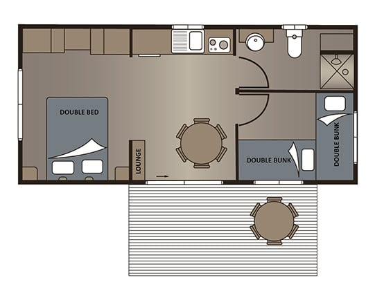 Encounter Floor plan(2018)