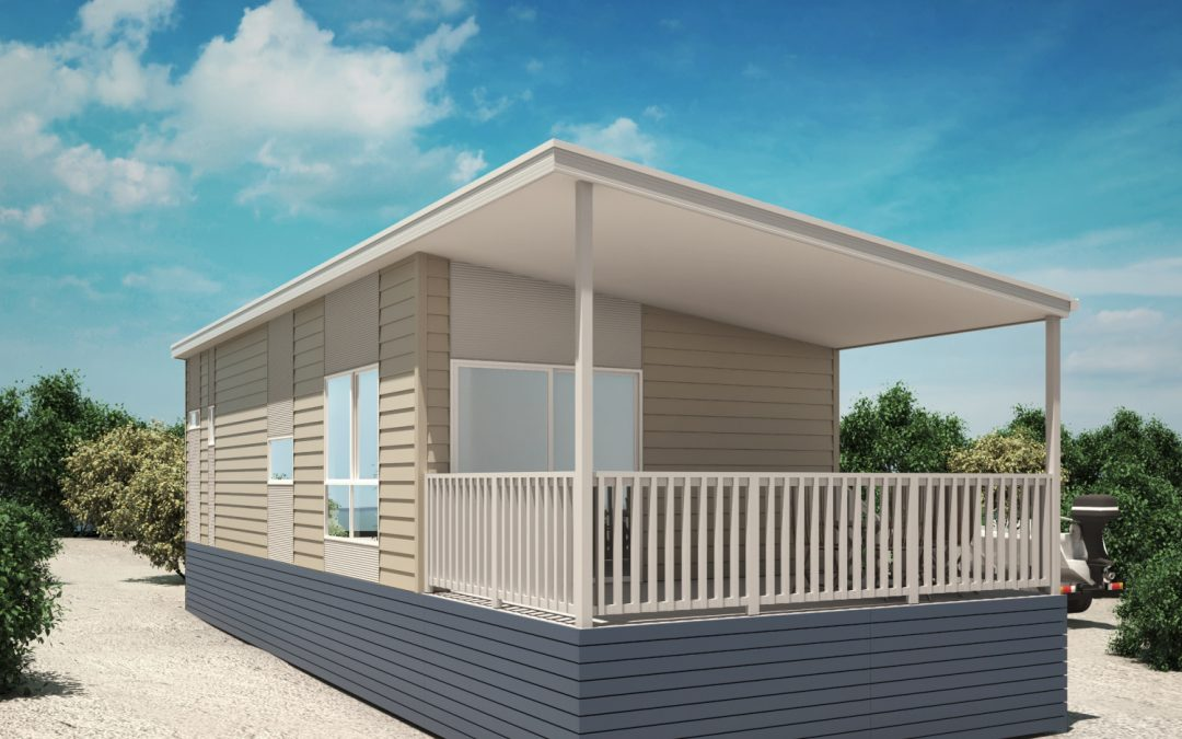2 Bedroom Bluff Cabins – Coming late 2021