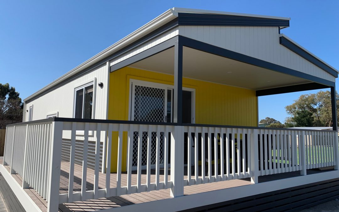 Accessible, Wheelchair Friendly Cabins – NOW OPEN