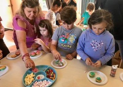 School Holiday Activities Cupcakes