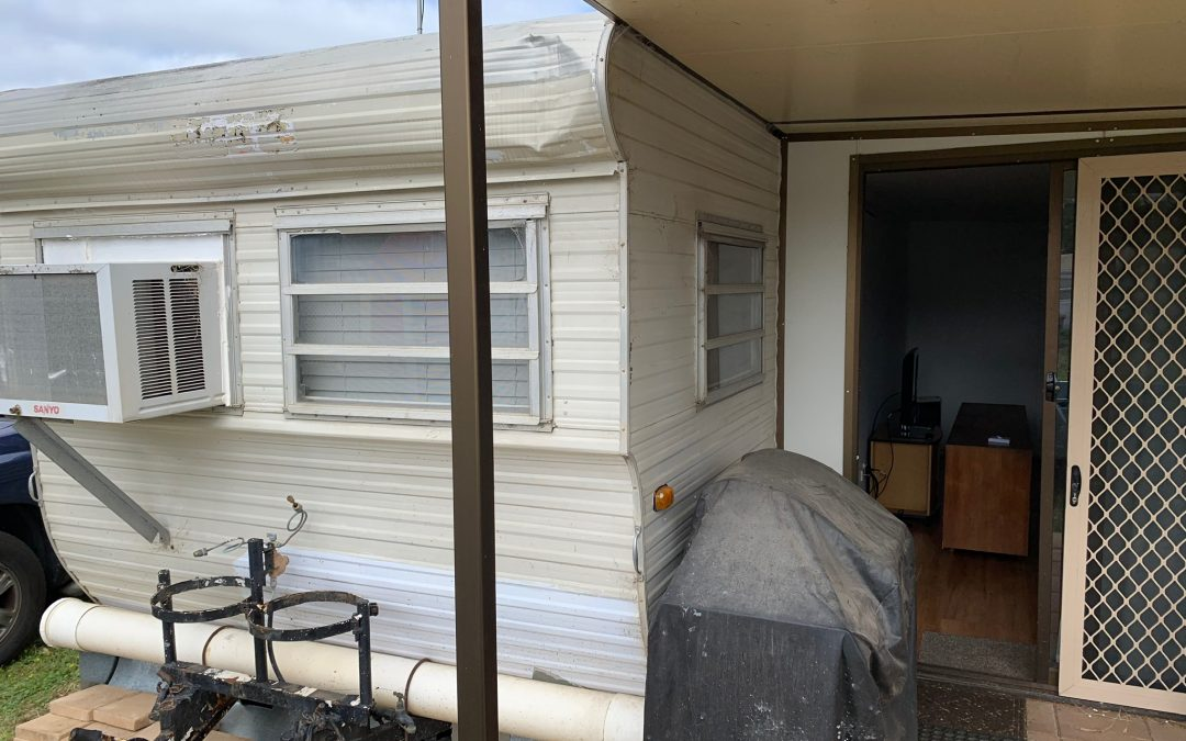 Annual Site 170 – Priced for quick sale $6000 ONO