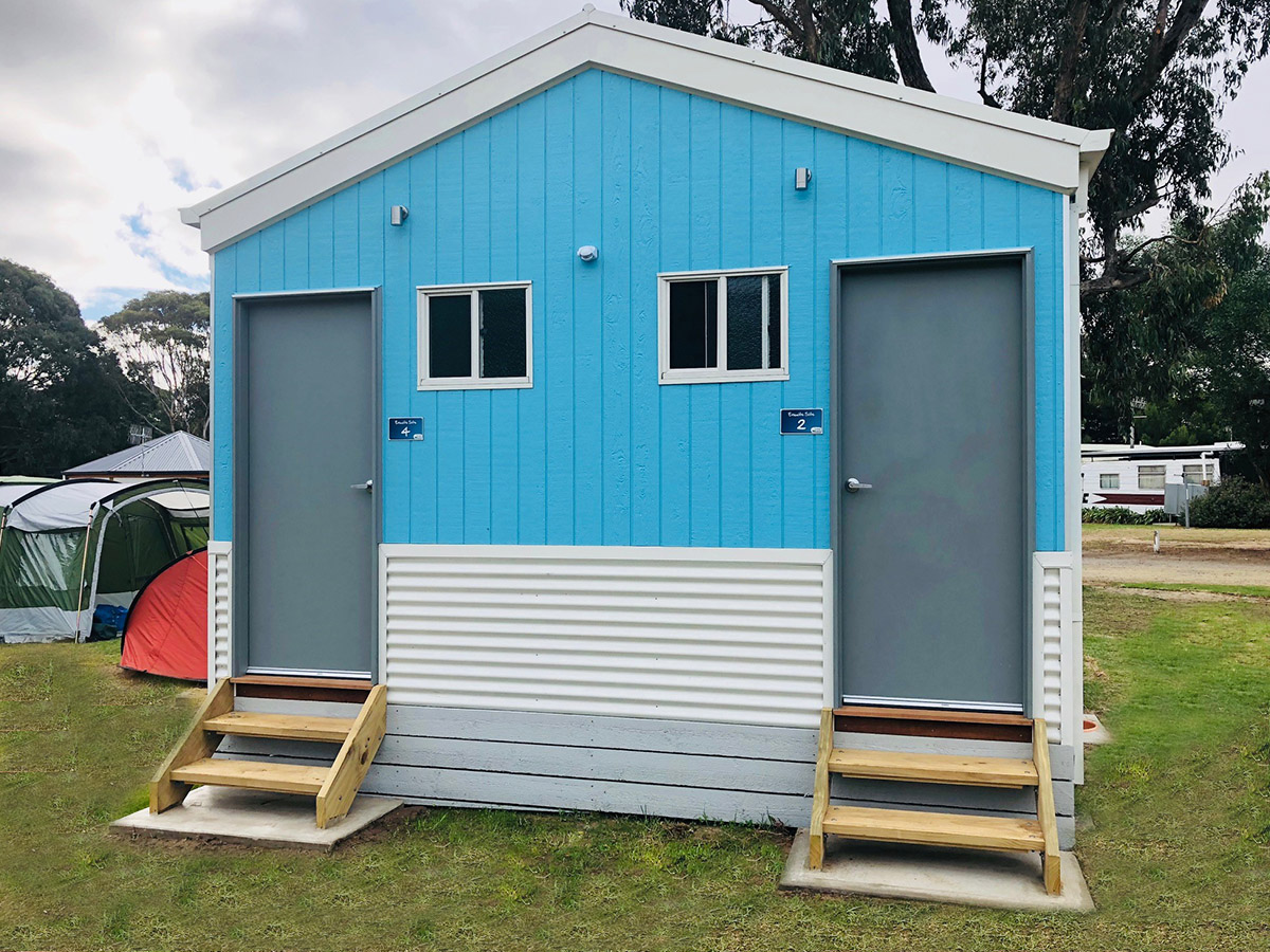 ensuite site victor harbor holiday park