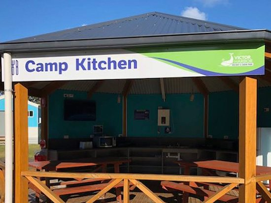 camp kitchen victor harbor