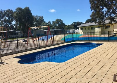 victor harbor holiday park pool